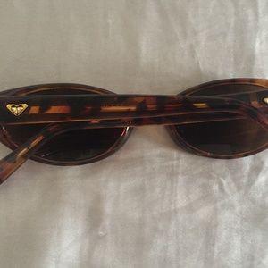 Roxy Allison Sunglasses Brown Tortoiseshell